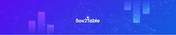 Box2Table Header